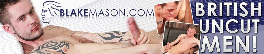 BlakeMason – Bi Guy Tyler Slams That Arse – Tyler Jenkins And Damien Ryder