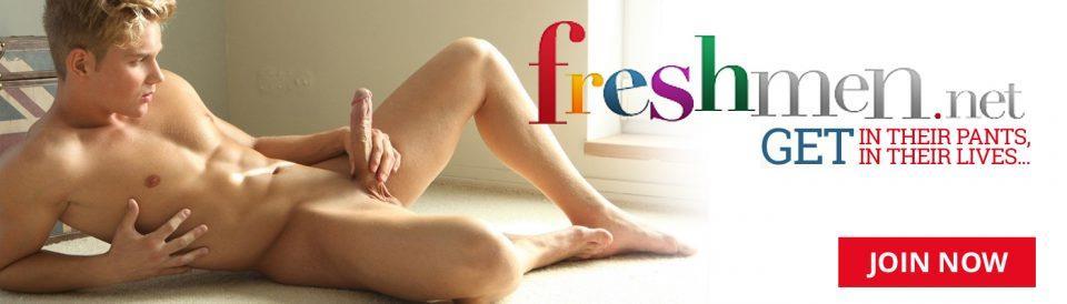 FreshMen – Gino Mosca, Helmut Huxley, Kevin Warhol & Jerome Exupery