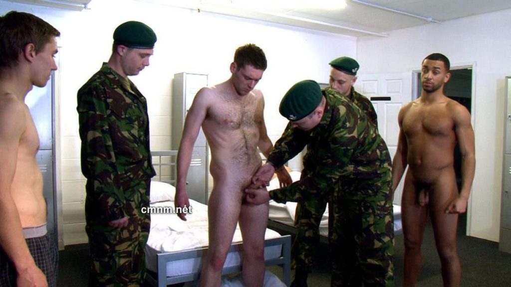Men groping other men gay first time a 6