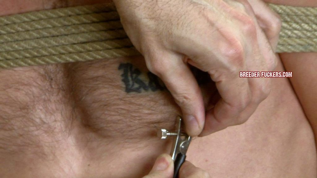 BreederFuckers – Hung Scally Lad Lee Dildo Fucked