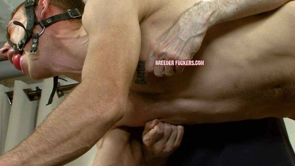 BreederFuckers – Scally Lee Bound To The Table