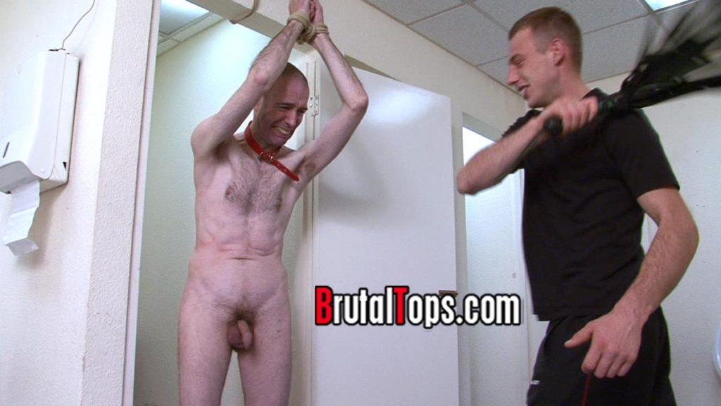 BrutalTops – Master Kyle – SWALOW WHATEVER COMES OUT MY ARSEHOLE, FAGGOT!