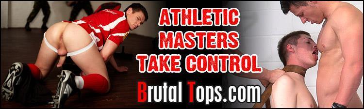 BrutalTops - Master Derek & Master Toby - BALLS DEEP & THROTTLED BrutalTops