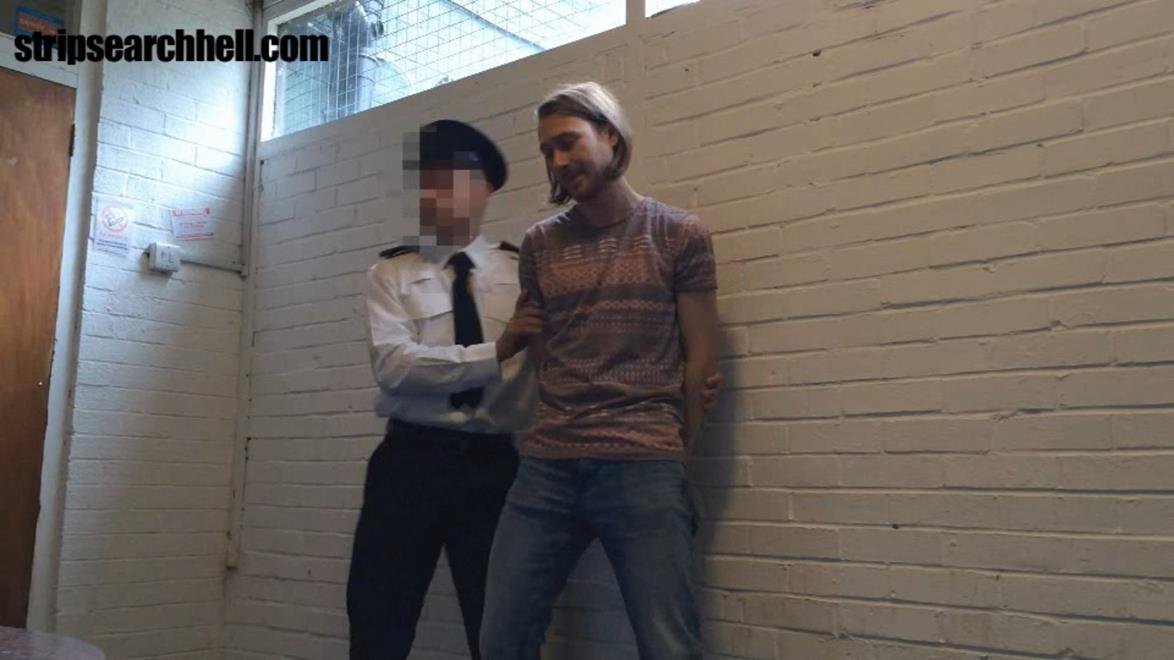 StripSearchHell – Criminal Strip Searched