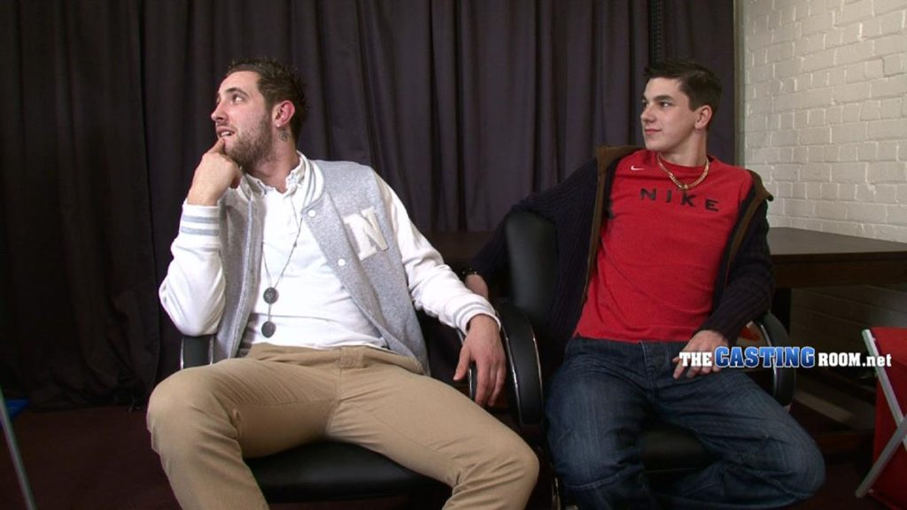 TheCastingRoom - The Fucking Room - Jamie and Dean TheCastingRoom