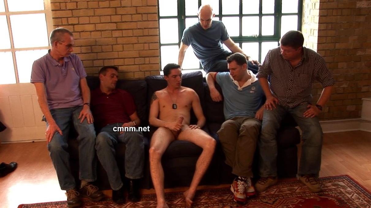 CMNM – Businessman Mike Jerks Off For The Pervy Men