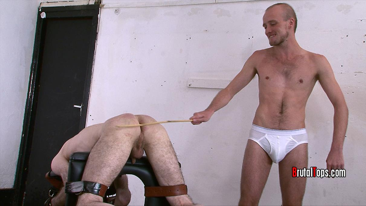 BrutalTops – Master Kieron – I'M GOING TO GIVE YOU THE WORST CANING OF YOUR FUCKING LIFE!