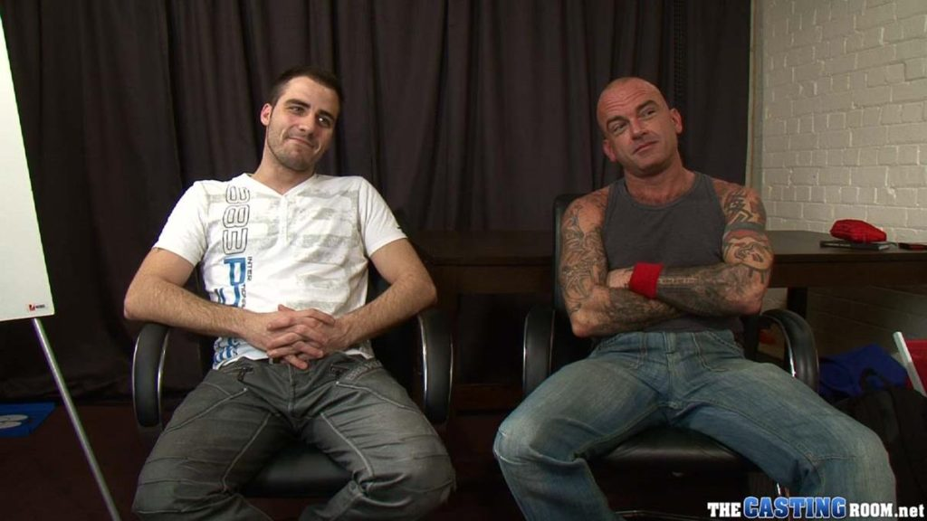 TheCastingRoom - The Fucking Room  - Fraser & Seth TheCastingRoom