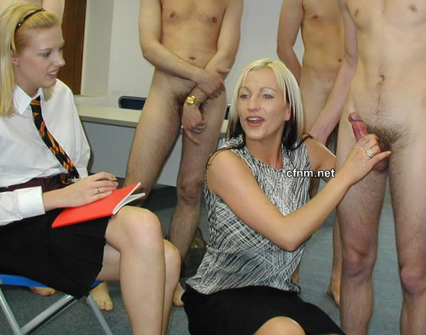Piano Teacher Shows Her A Lesson