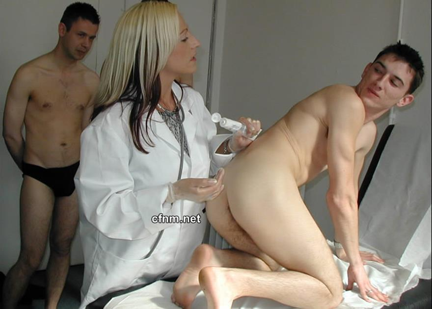 forced to strip in front of boys