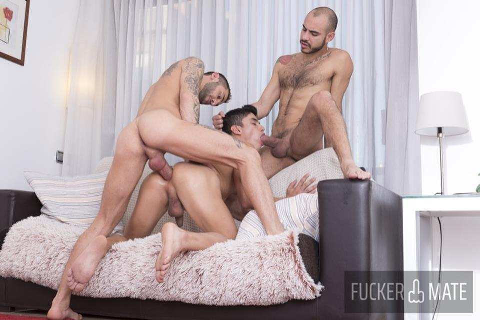 FuckerMate – Two is better than one – Alejandro Torres, Patrick Dei & Joaquin Santana