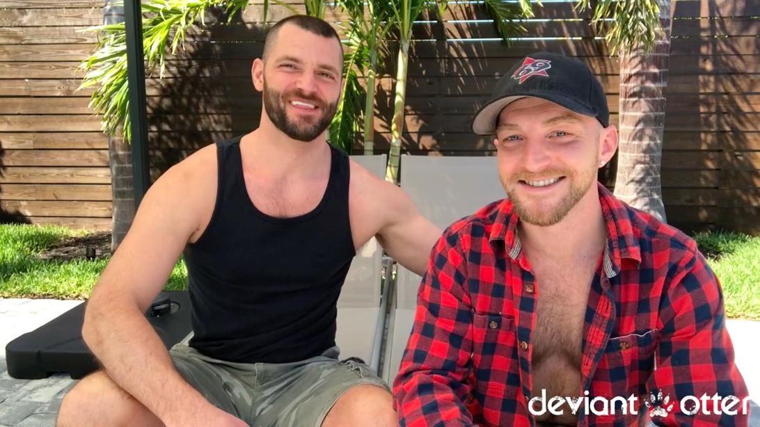 DeviantOtter – GRIN AND BARE IT