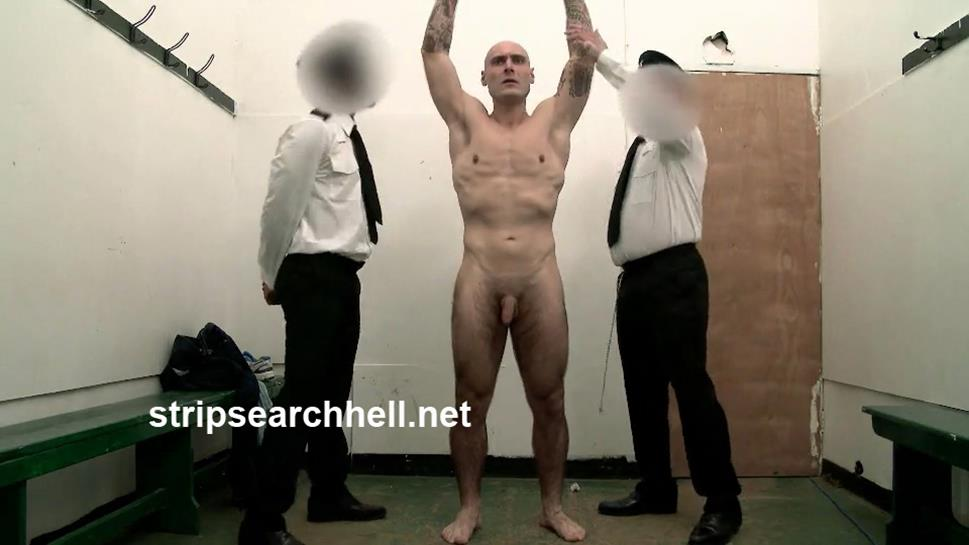 StripSearchHell – Bad Thug Strip Searched