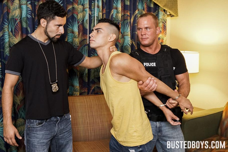 Busted Boys – Aaron Perez