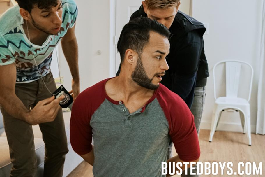 Busted Boys - Javier Cruz Busted Boys