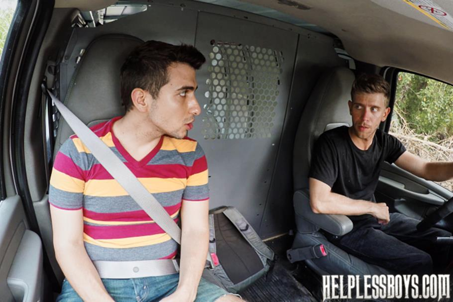 Helpless Boys – Valentino Moran – Ditched and Dicked