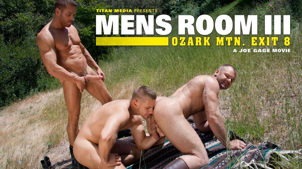 TitanMen – Men's Room III: Ozark Mtn. Exit 8