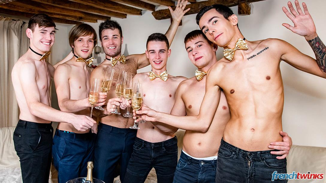 FrenchTwinks – Happy New Year 2019