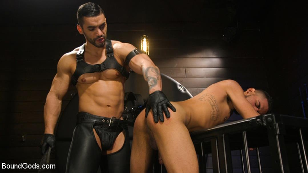 BoundGods – Arad's New Boy: Ricky Daniels Serves The House – Arad Winwin & Ricky Daniels