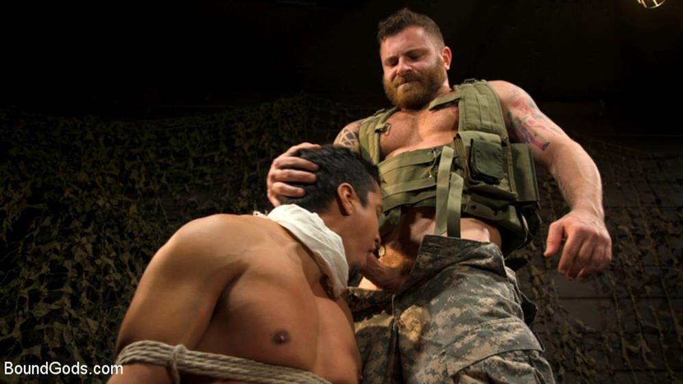BoundGods – Interrogation 431: Hiker Tony Prower questioned by Riley Mitchell