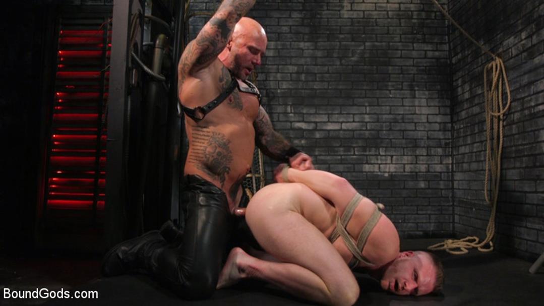 BoundGods – Brian Bonds – Locked Down – Jason Collins & Brian Bonds