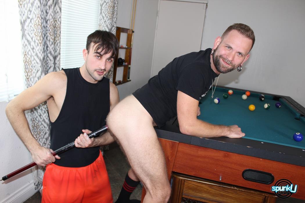 SpunkU – MASON AND JOSH IN THE CORNER POCKET