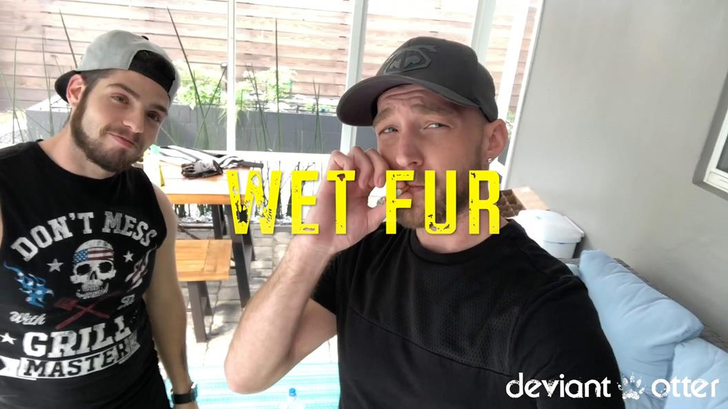 DeviantOtter – Wet Fur