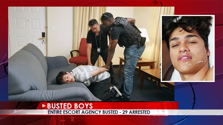 Busted Boys – Jason Wolf