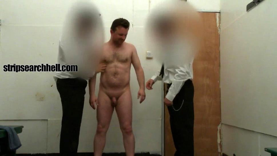StripSearchHell – Stripped By The Officers
