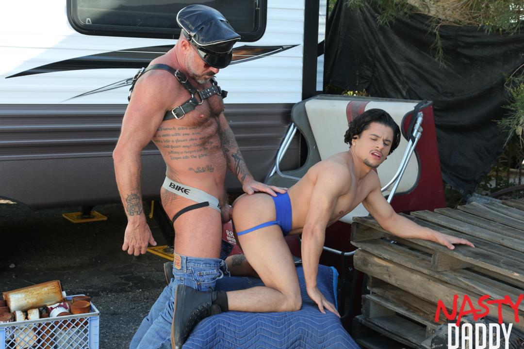 NastyDaddy – Used and Abused – Jack Dyer and Armond Rizzo