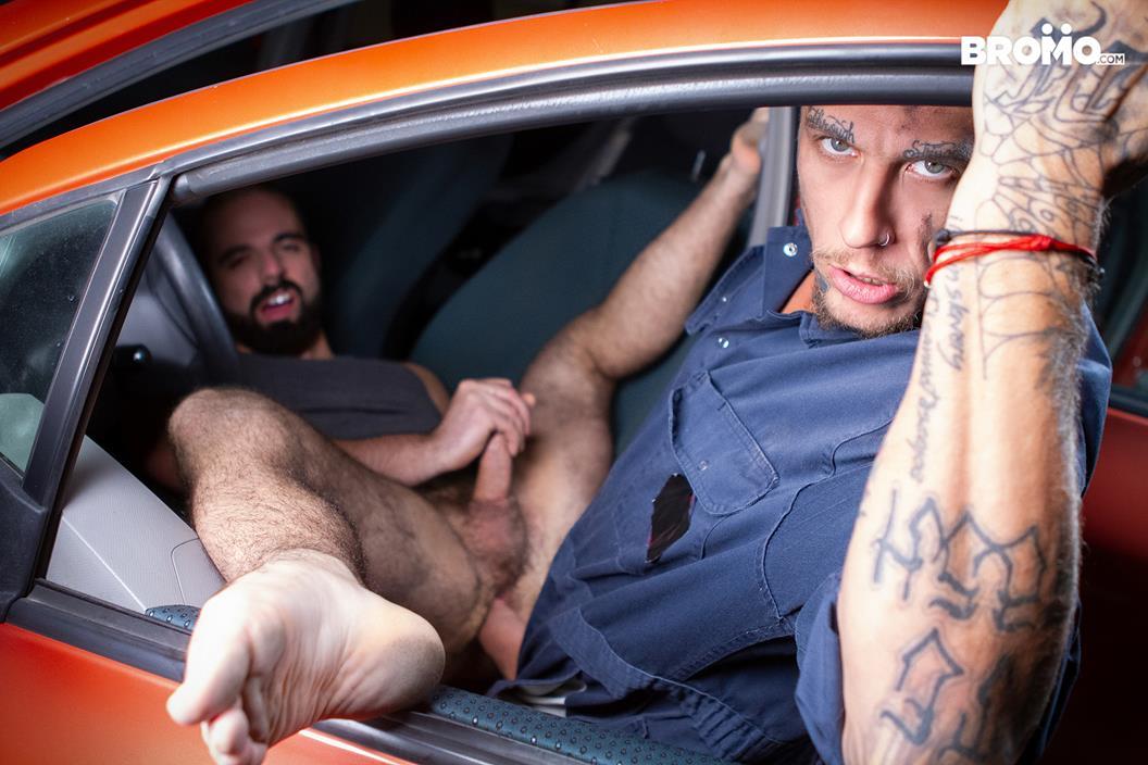 Bromo – Raw Tow Service Part 2 – Bo Sinn & Shawn Assmore