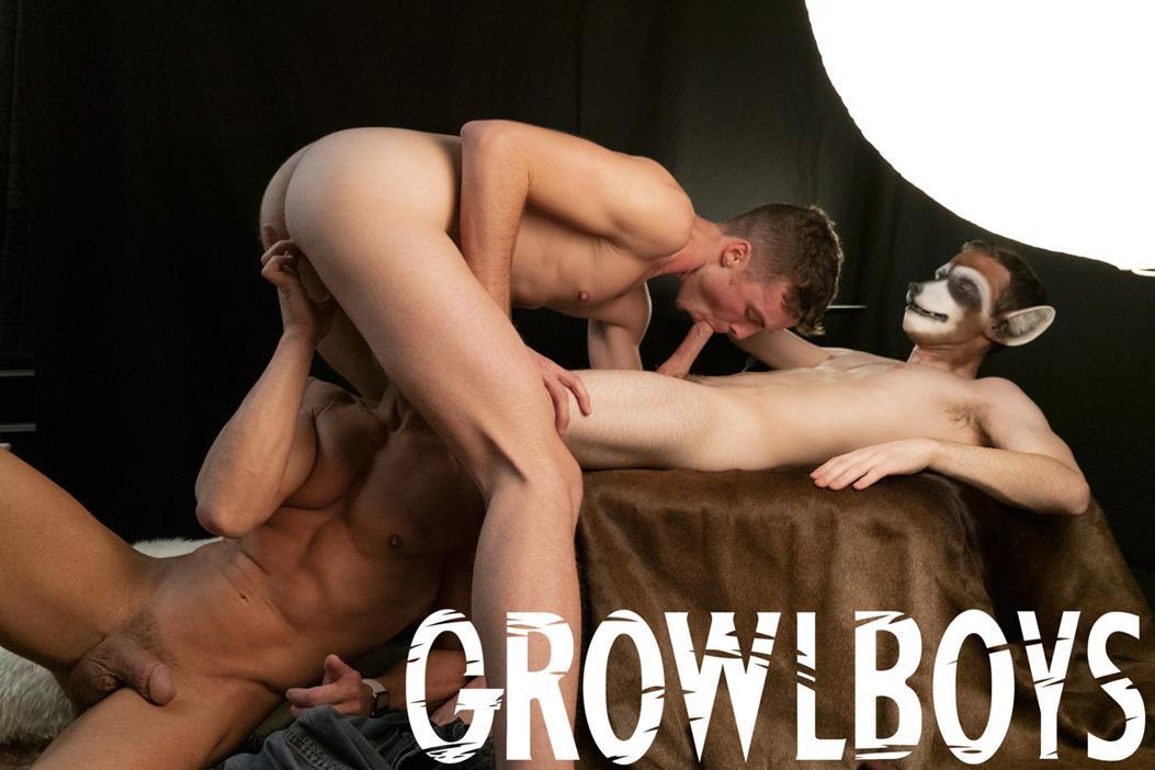 GrowlBoys – STRAY – Chapter 5 – Companion Animals