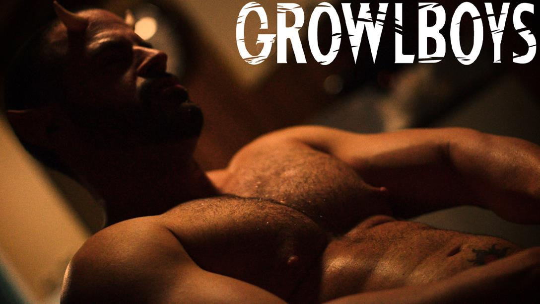 GrowlBoys – The Kid CHAPTER 1 – Sudden Winter – Nathan & Bishop