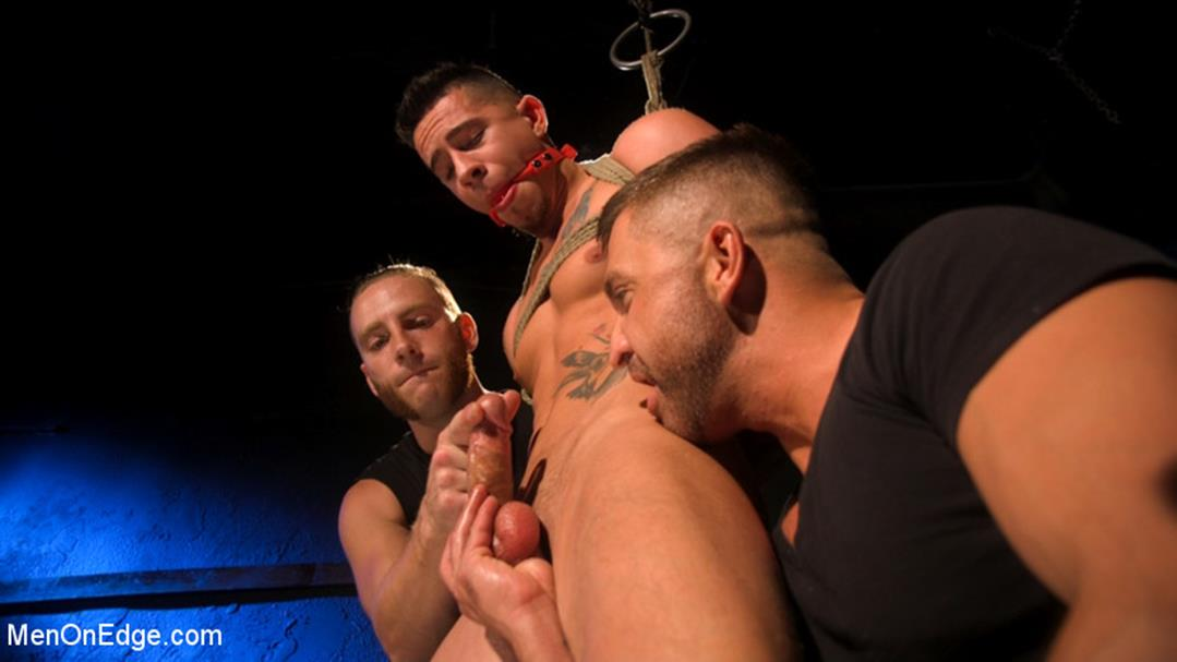 MenOnEdge – Sir, Daddy, and Boy: Vincent O'Reilly Serves the House