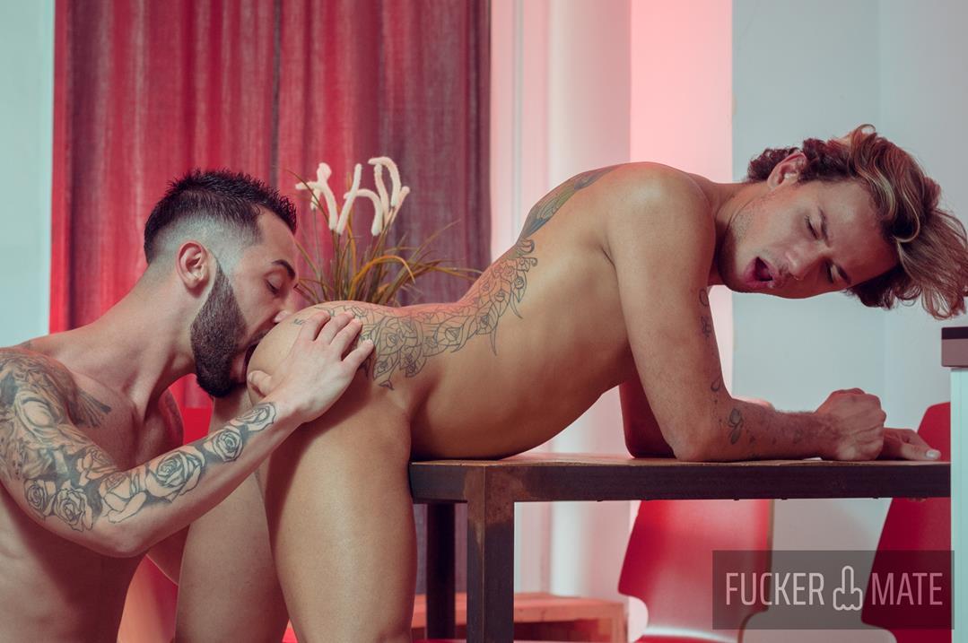 FuckerMate – Bare Lust – Alejandro Torres and Sergio Jobbel