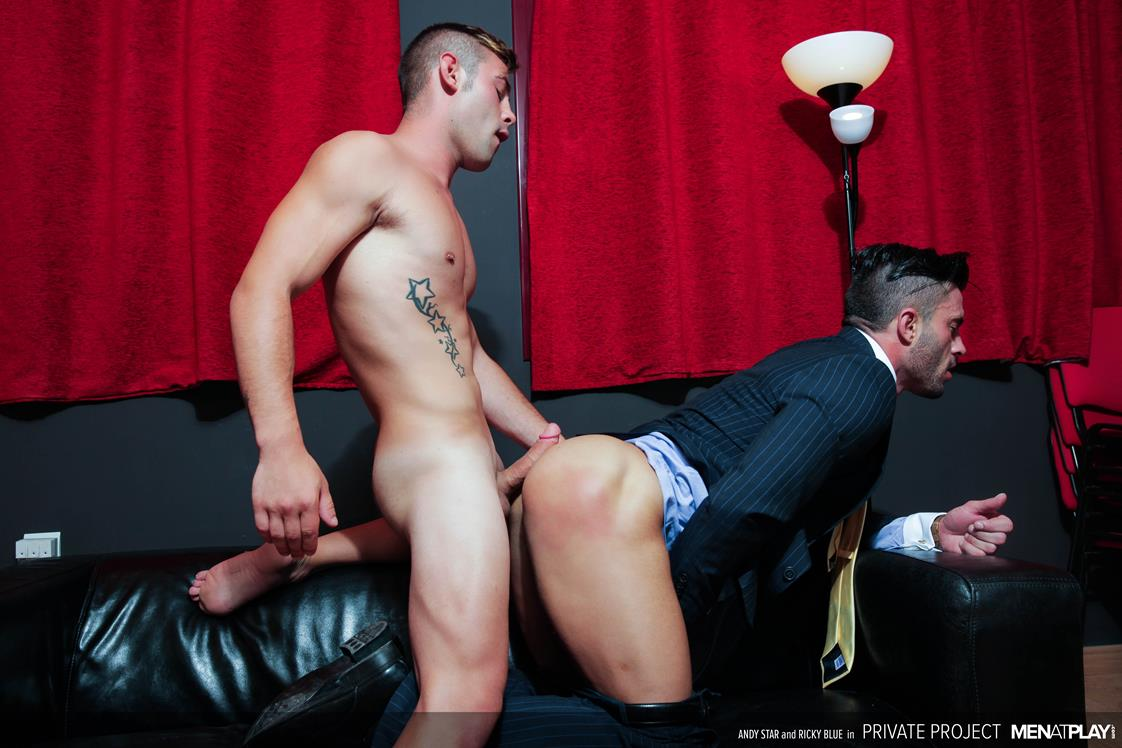 MenAtPlay – Private Project – Andy Star, Ricky Blue