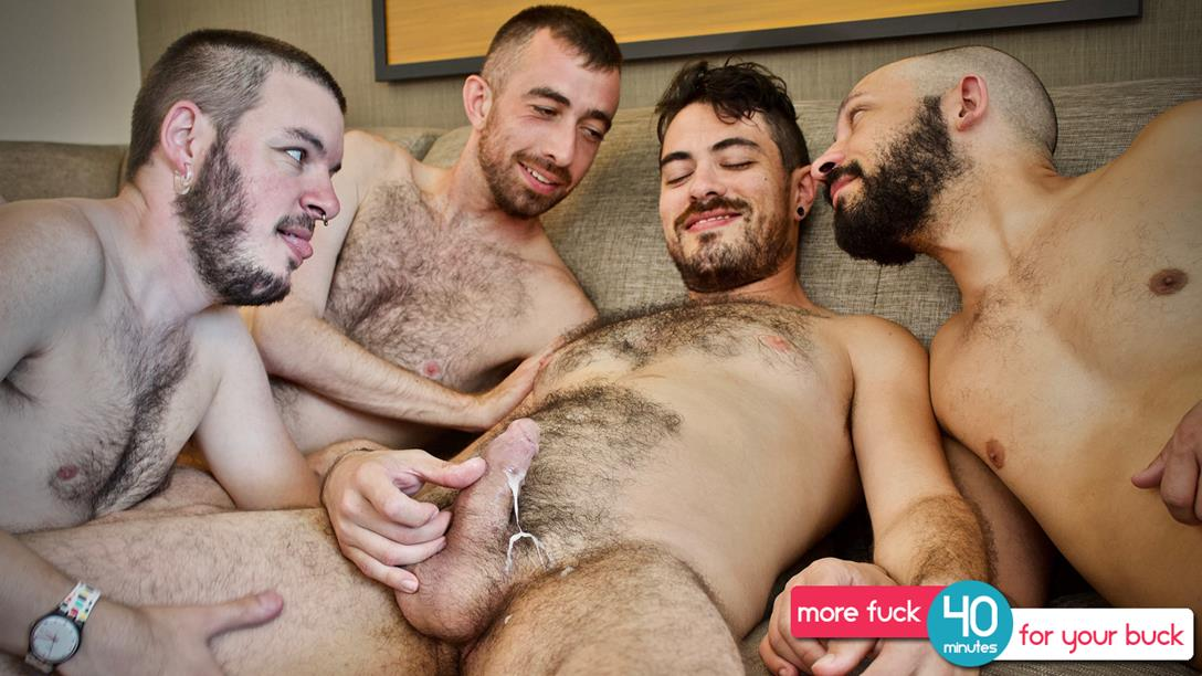GuyBone – Raw Rookie Welcome