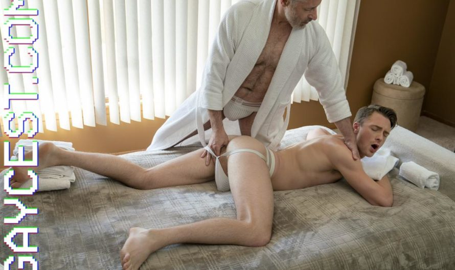 GayCest – Boy's First Time TAPE 1: Boy Massage – Cole Blue, Korzak Kipling