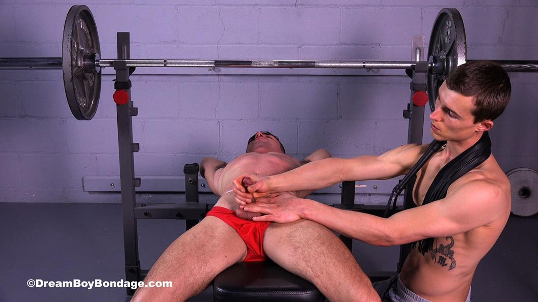 DreamBoyBondage - Ian Greene - Sex Slave Training  - Part 1 DreamBoyBondage