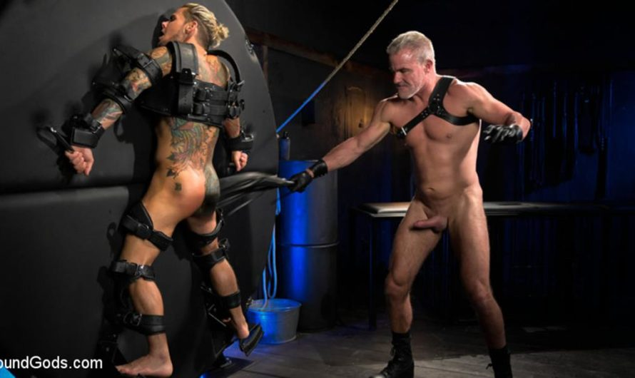 BoundGods – As You Wish: Archer Croft Pushed Hard by Daddy Dale Savage