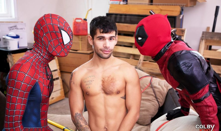 ColbyKnox – The Heroes We Need – Mickey Knox, Colby Chambers, Ty Mitchell