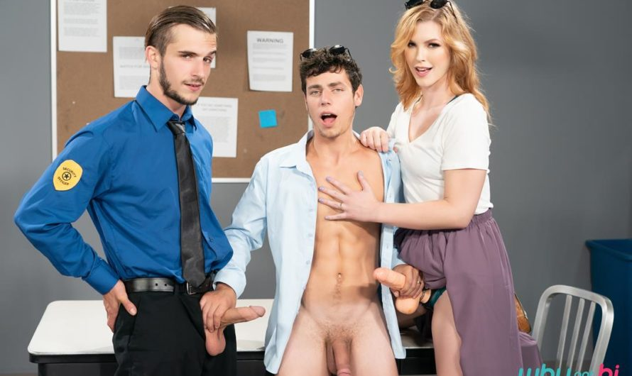 WhyNotBi – What's In Their Pants – Ella Nova, Donte Thick, Kaleb Stryker