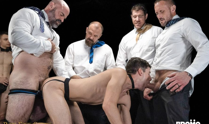Bromo – Boy For Sale – Group Auction Orgy