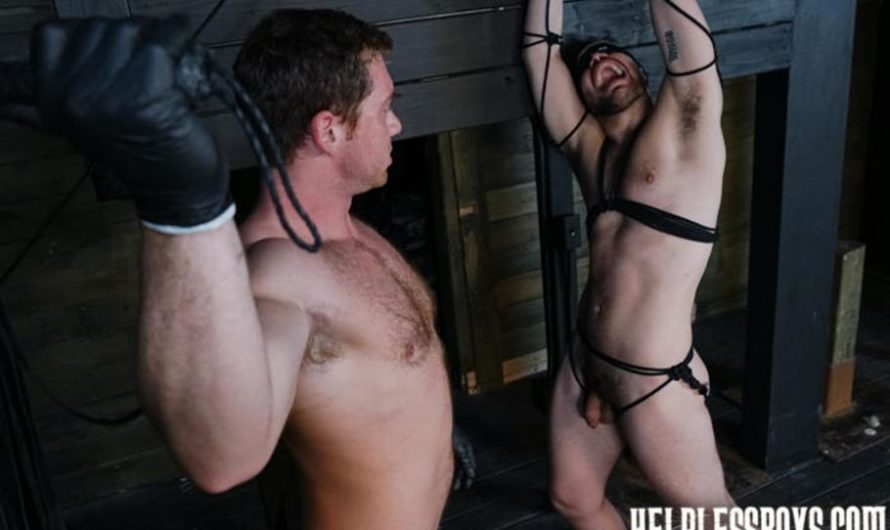 Helpless Boys – Angel Ventura – Driven To Submission