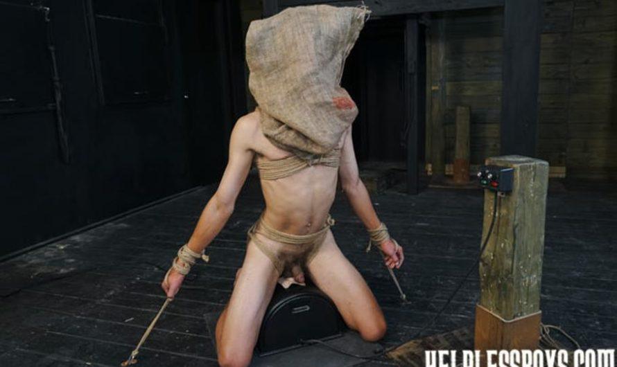 Helpless Boys – Diego Hawkins – Party Boy Gets Punished