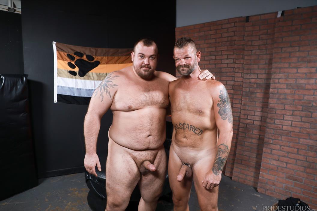 BearBack - BEAR DEN - Hunter Scott, Bubba Dip BearBack