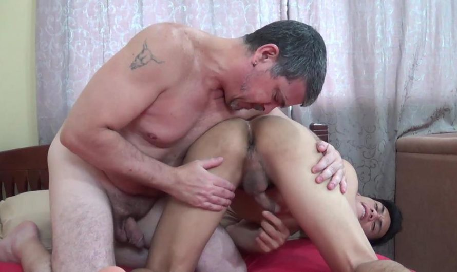 DaddysAsians – Daddy Mike and Argie