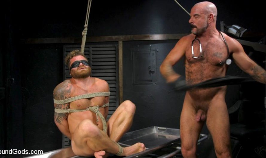 BoundGods – Sick Fuck: Riley Mitchel Overtaken, Flogged, and Fucked by Jack Dyer