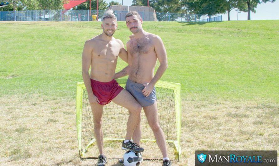 Man Royale – Can't Touch My Goalie Box – Shane Jackson, Anthoni Hardie