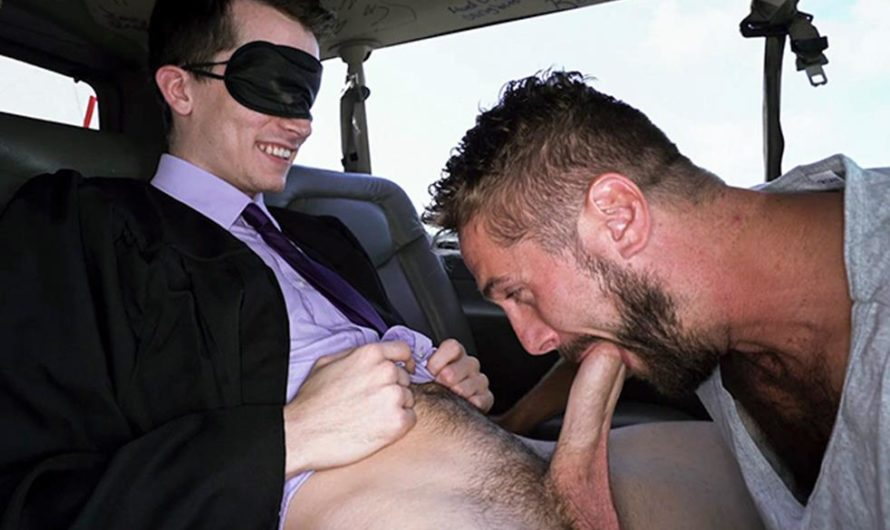 BaitBus – The Graduate Gets Fucked – Alex Meyer, Wesley Woods